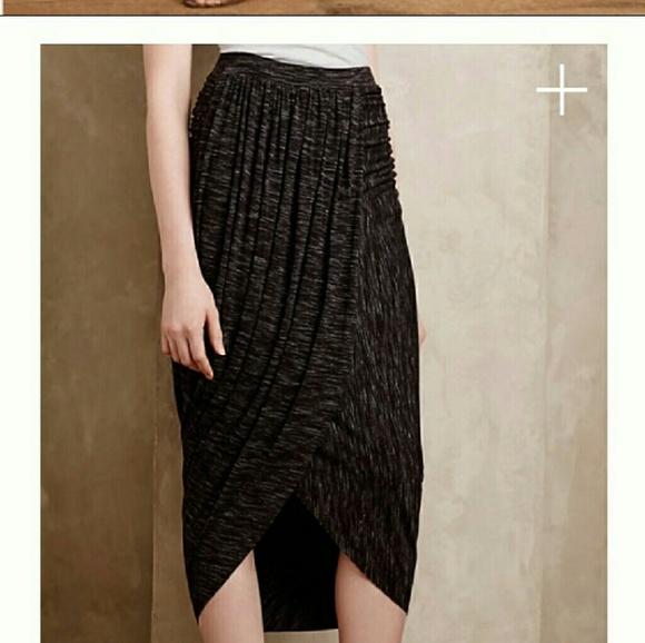 Dresses & Skirts - Saturday Sunday split maxi grey skirt